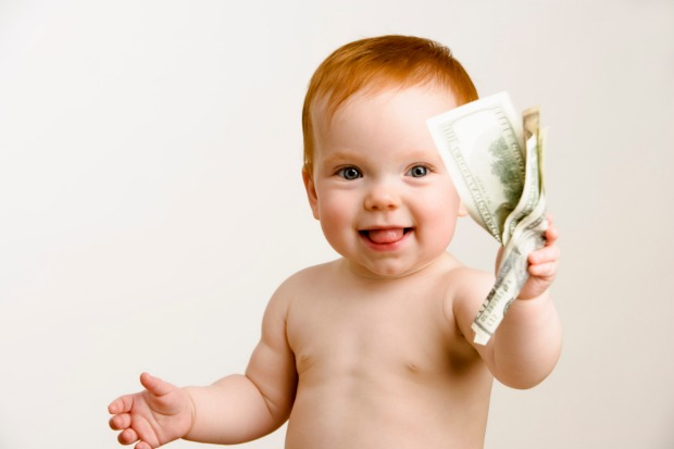 baby-holding-money